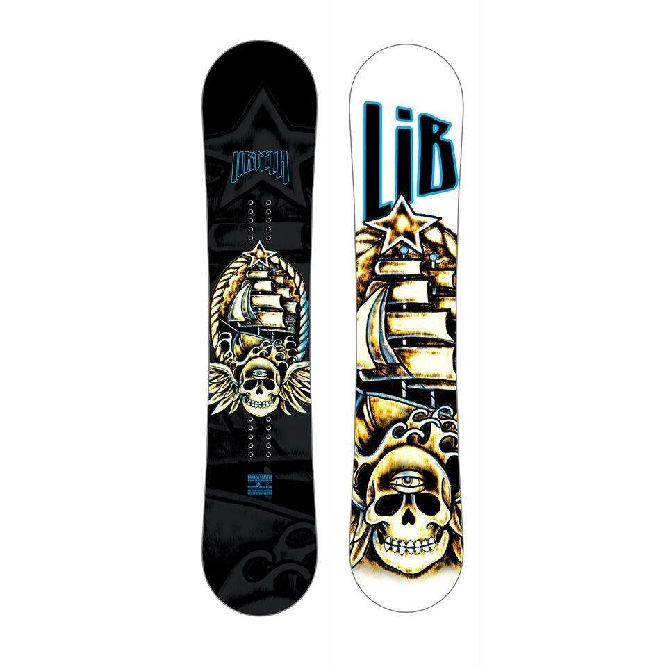 Lib Tech Banana Blaster BTX Snowboard