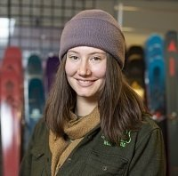 Mountain to Sound Outfitters West Seattle Sales Associate Lena Shafer