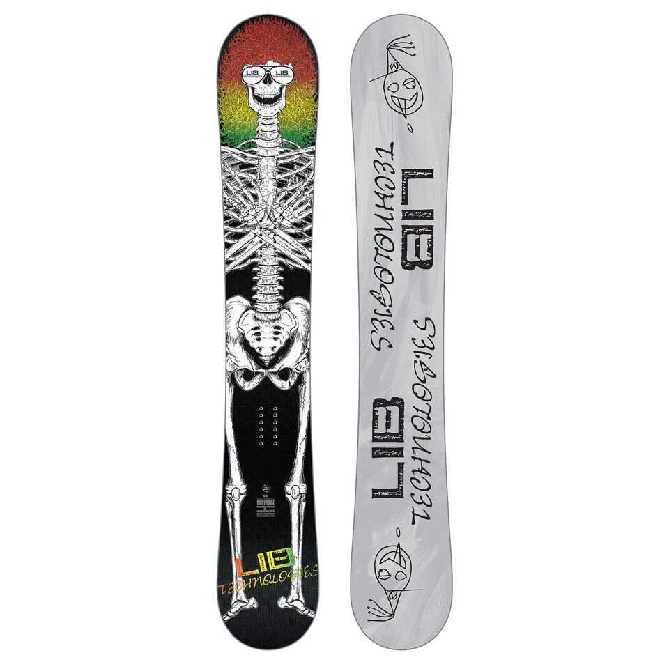 Lib Tech Doughboy Shredder HP C3 Snowboard