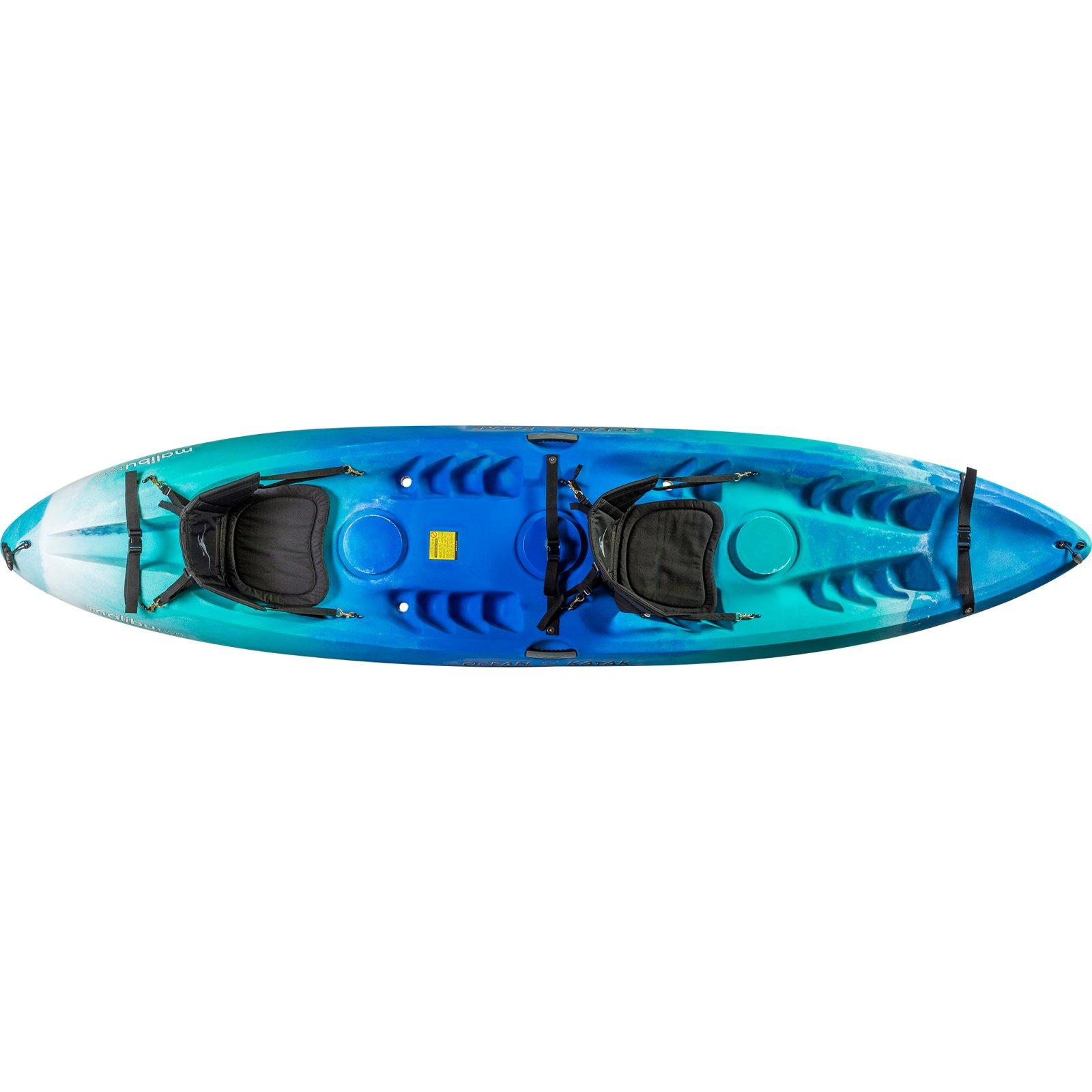 Ocean Kayak Malibu Two Sit-On-Top Kayak - Seaglass