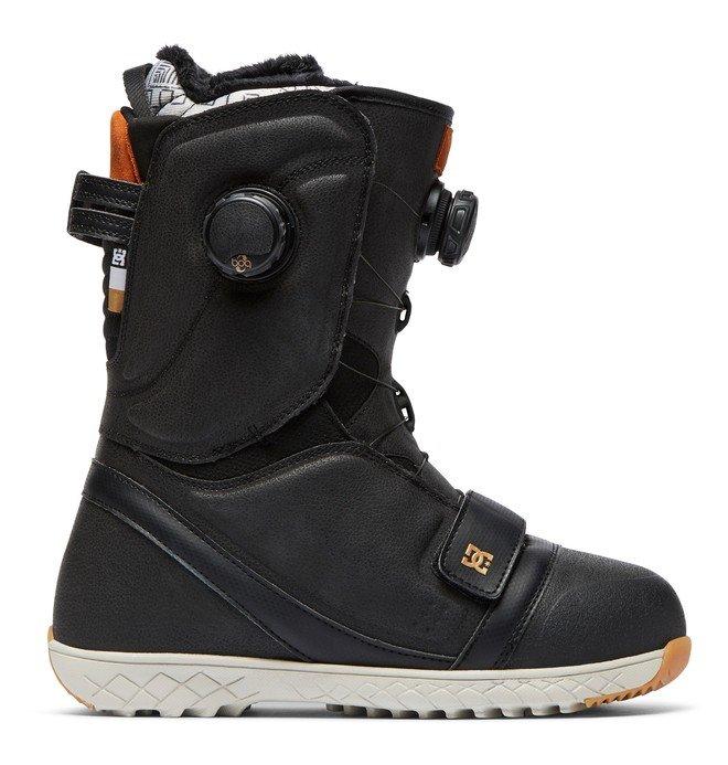 DC Women's Mora BOA Snowboard Boots (2018-19) - Black