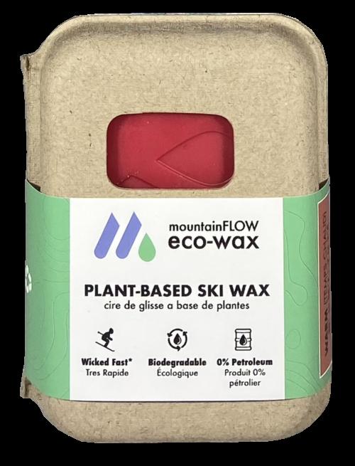 mountainFLOW eco-wax Hot Wax