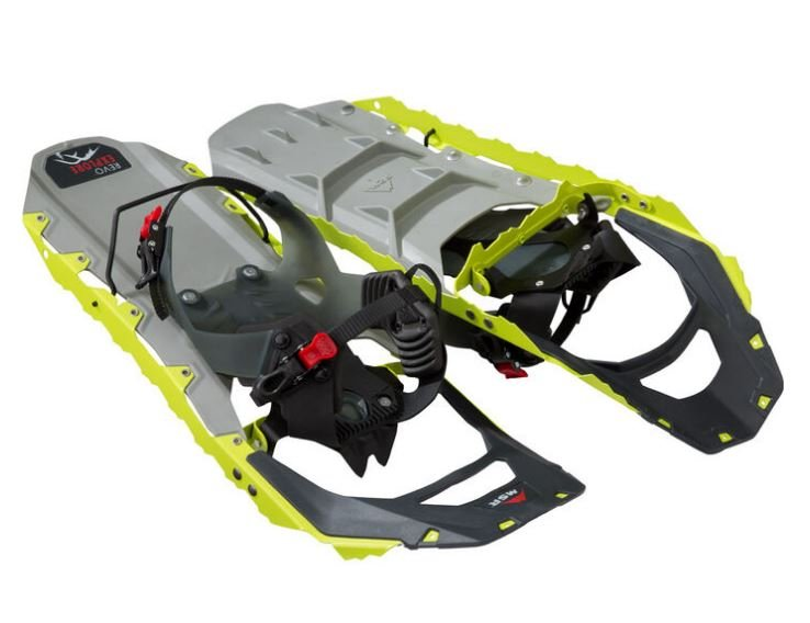 Revo Explore Snowshoes - Chartreuse