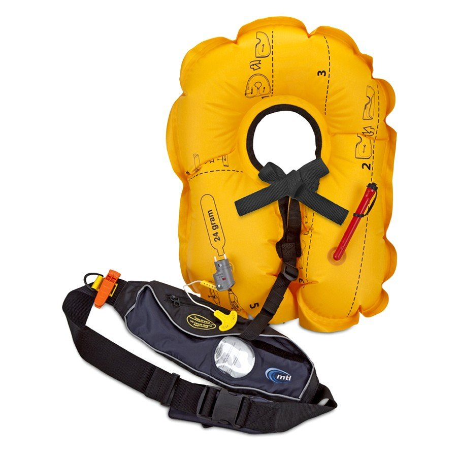 MTI Fluid 2.0 SUP Inflatable Belt Pack PFD