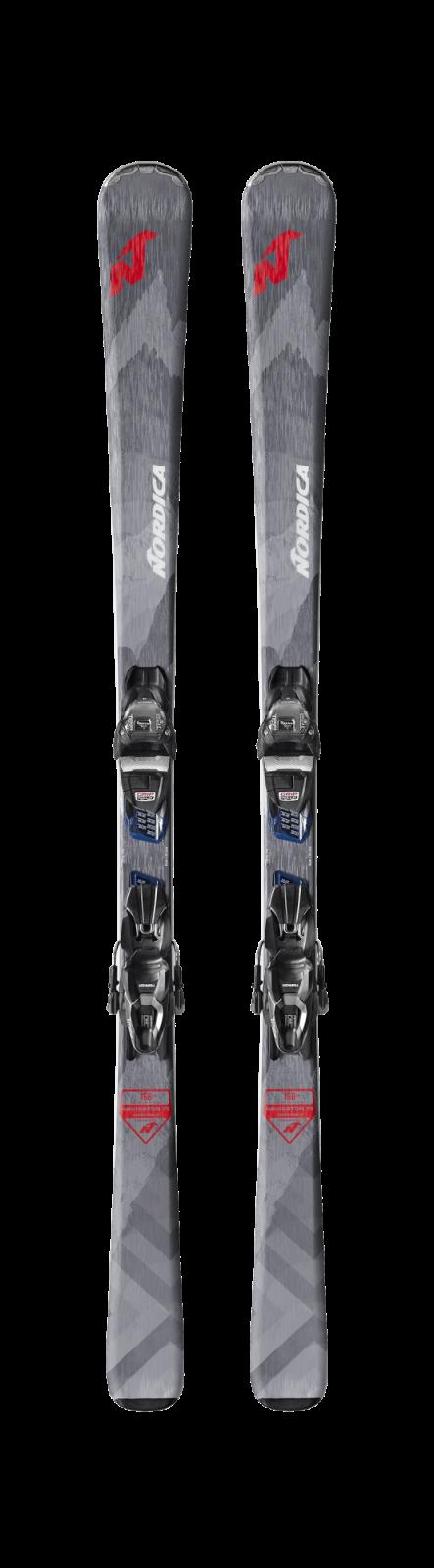 Nordica Navigator 75 CA Skis w/Bindings
