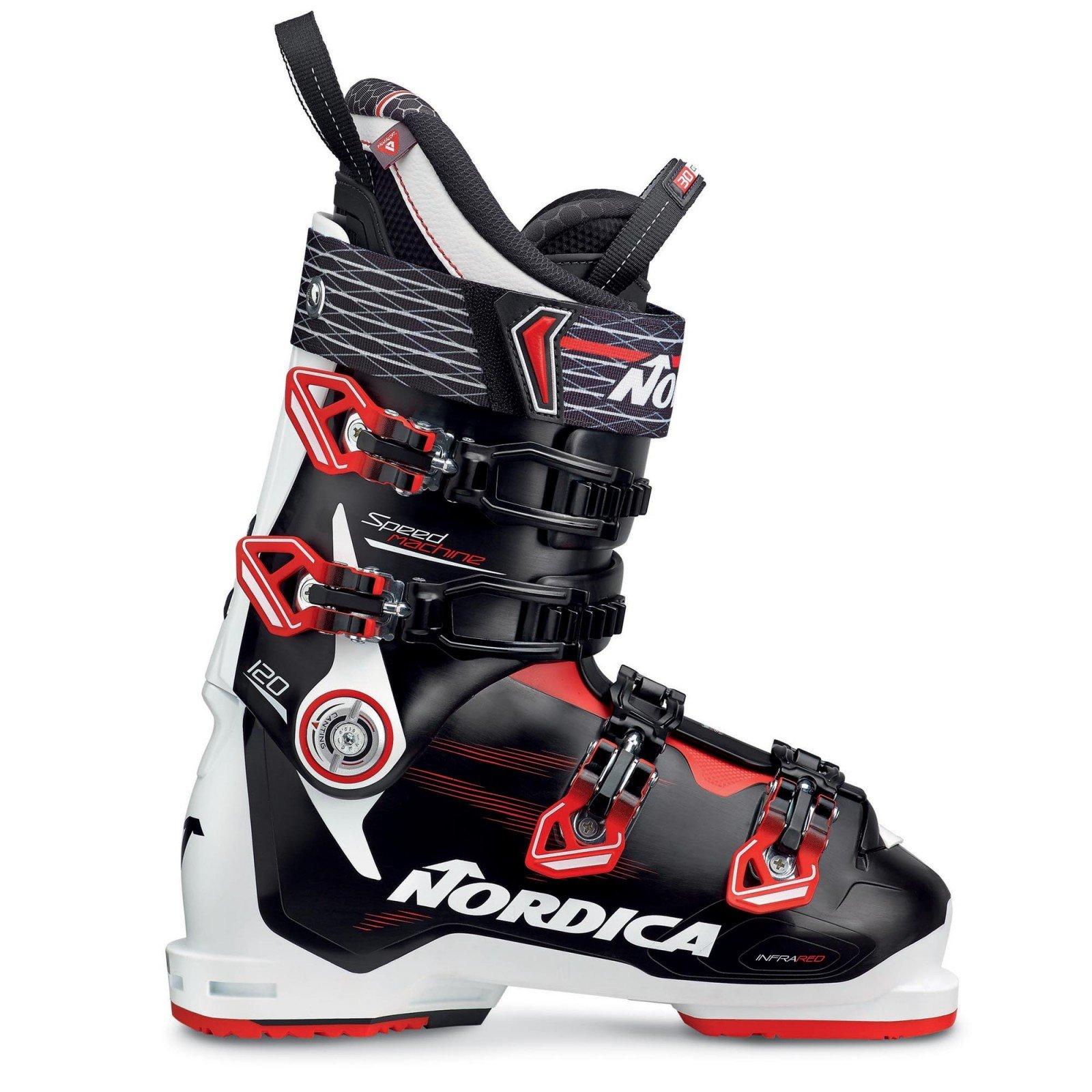 Nordica Speedmachine 120 Ski Boots (2016-17)
