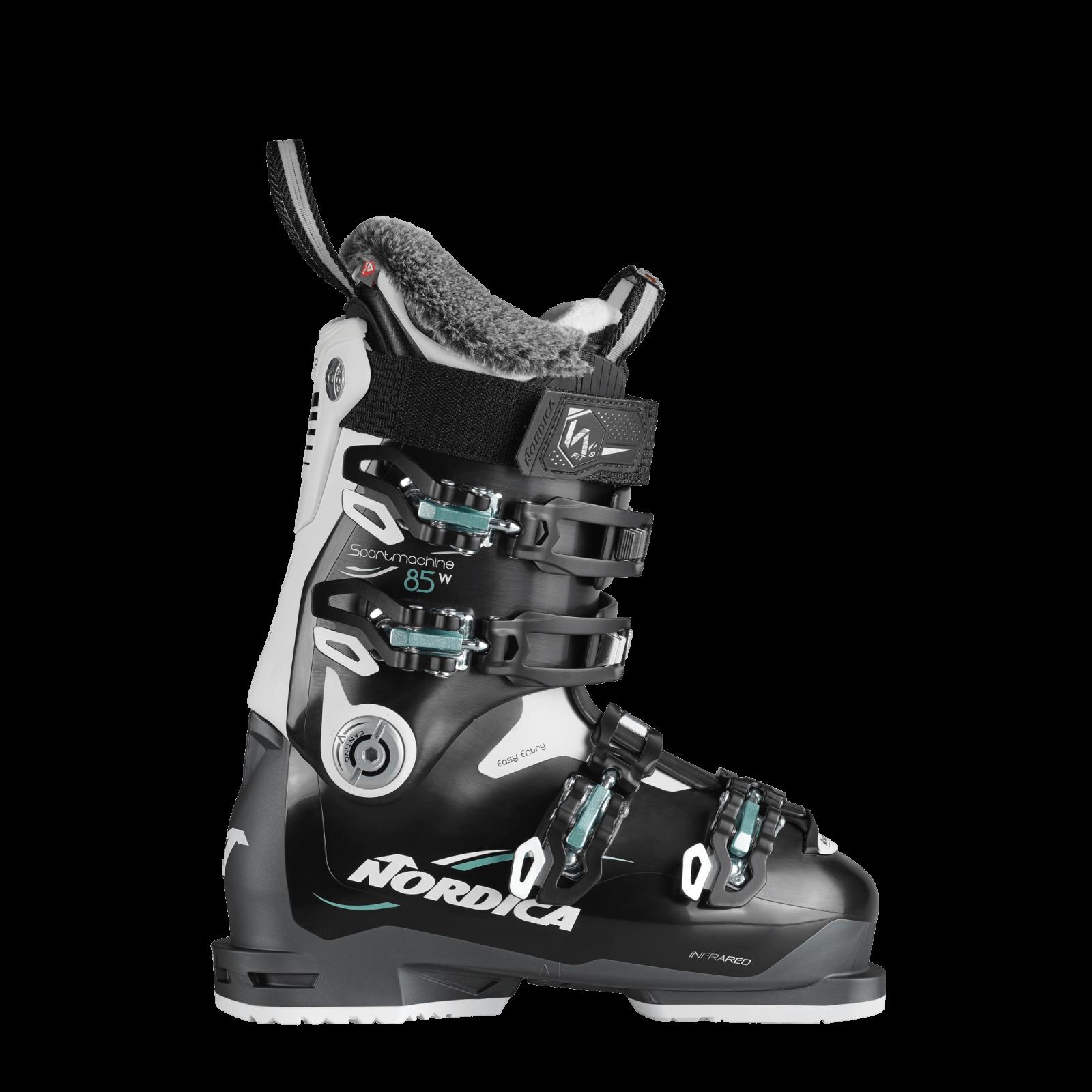 Nordica Women's Sportmachine 85 Ski Boots