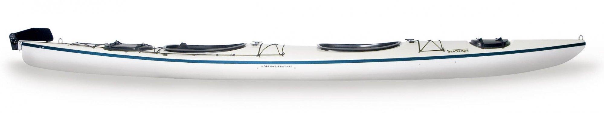 USED -- Northwest Kayak Seascape 2 Kayak w/ Rudder (AKT20)