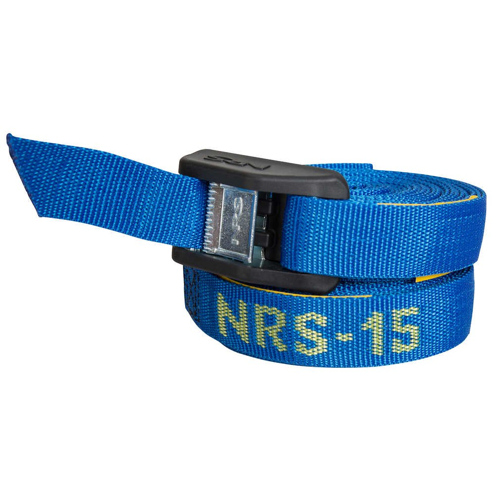 NRS 1'' HD Buckle Bumper Straps - Pair