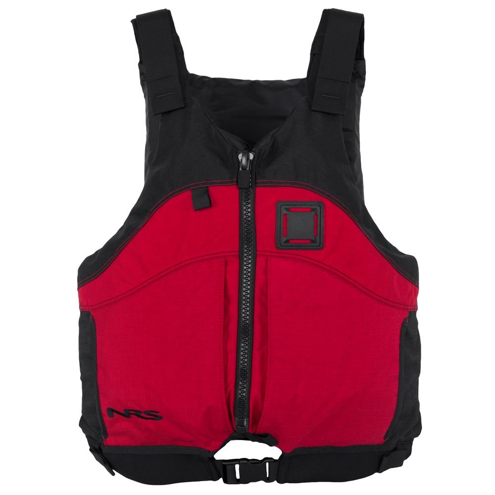 NRS Big Water Guide PFD - Red