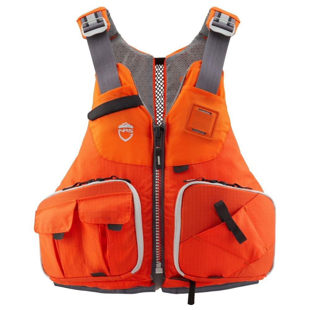 NRS Raku Fishing PFD - Orange