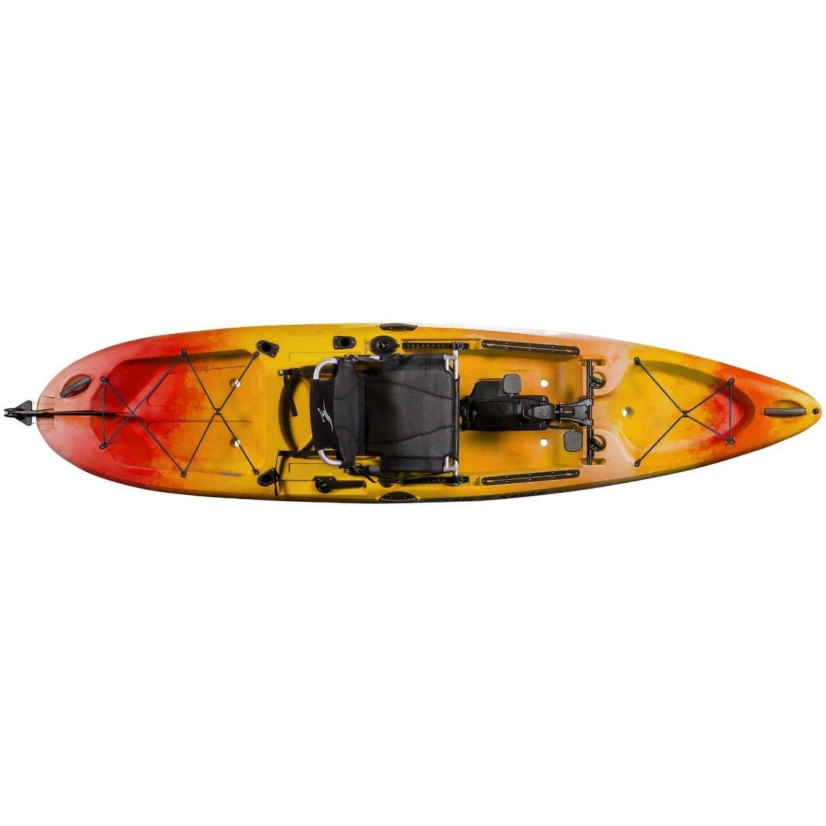 Ocean Kayak Malibu Pedal Kayak - Sunrise