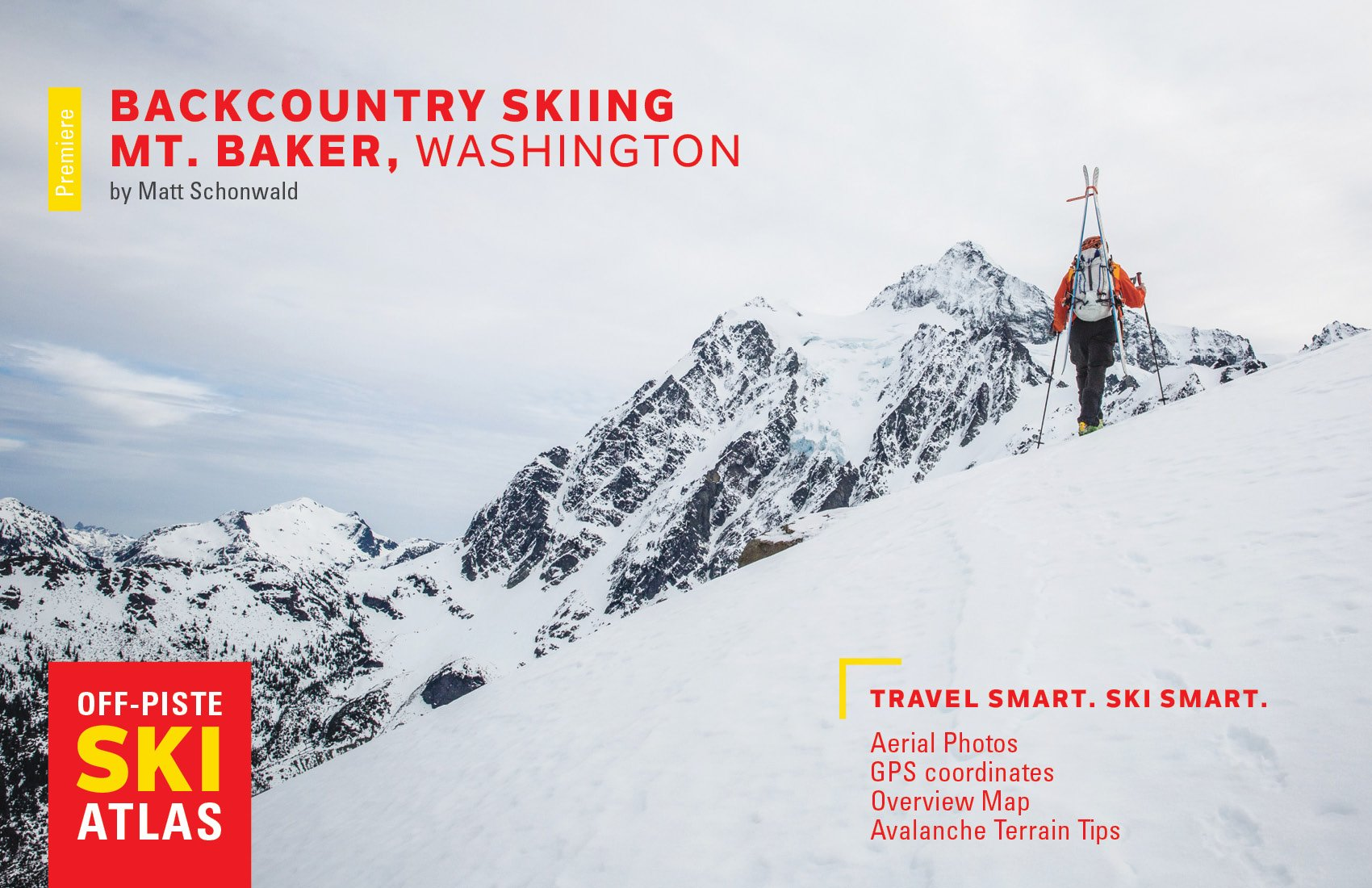 Off-Piste Ski Atlas / Guide :: Backcountry Skiing Mt. Baker Washington