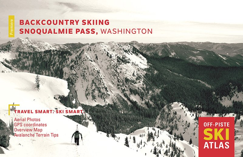 Off-Piste Ski Atlas / Guide :: Backcountry Skiing Snoqualmie Pass Washington