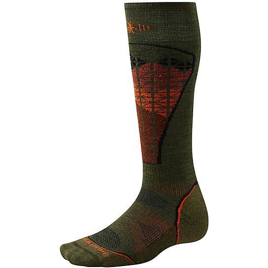 PhD Ski LT (Light) Pattern Socks