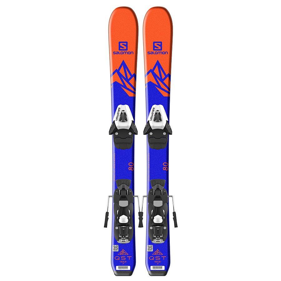 Salomon E QST Max Jr XS Ski w/ C5 Binding