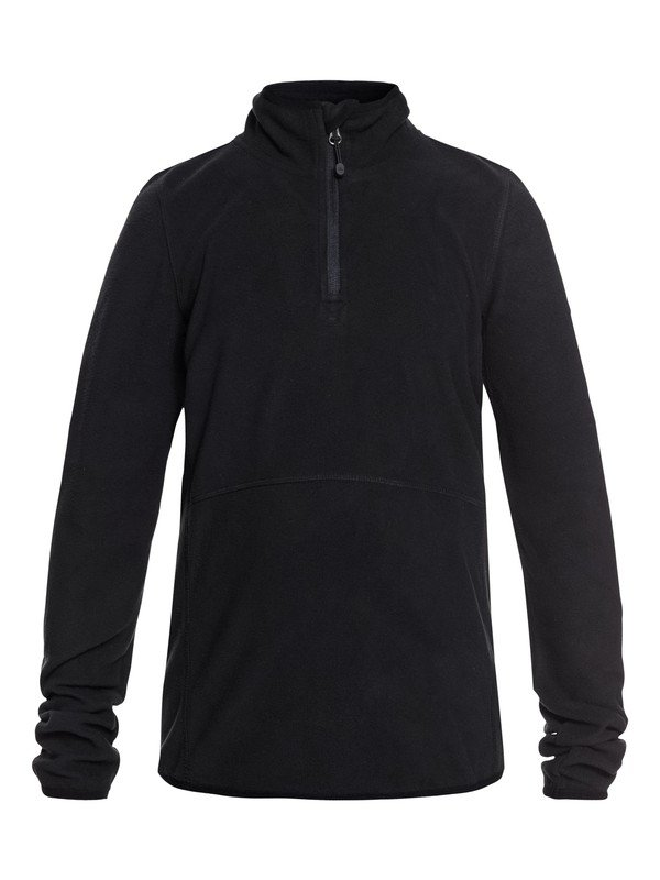 Quiksilver Boys Aker Technical Half Zip Fleece