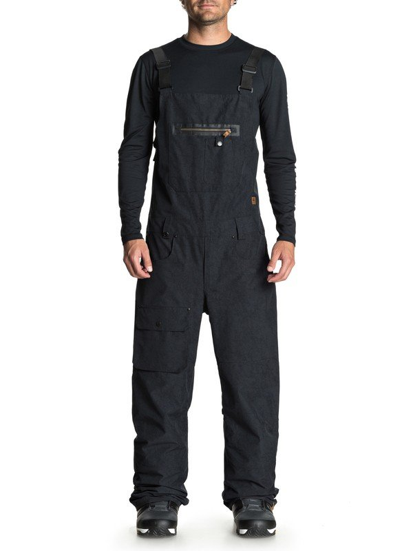 Quiksilver Found Snow Bib Pants