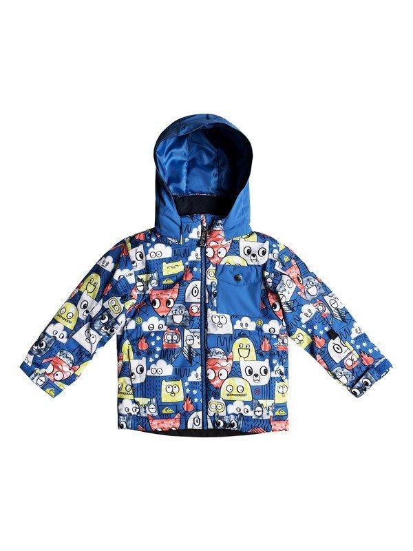 Quiksilver Boys Little Mission Snow Jacket