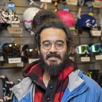 Mountain to Sound Outfitters West Seattle Sales Associate Richard Laplace