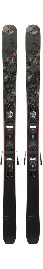 Rossignol Blackops Smasher Skis w/ Bindings