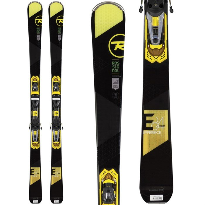 Rossignol Experience 84 Carbon (2015-16) with Axium 120 Binding