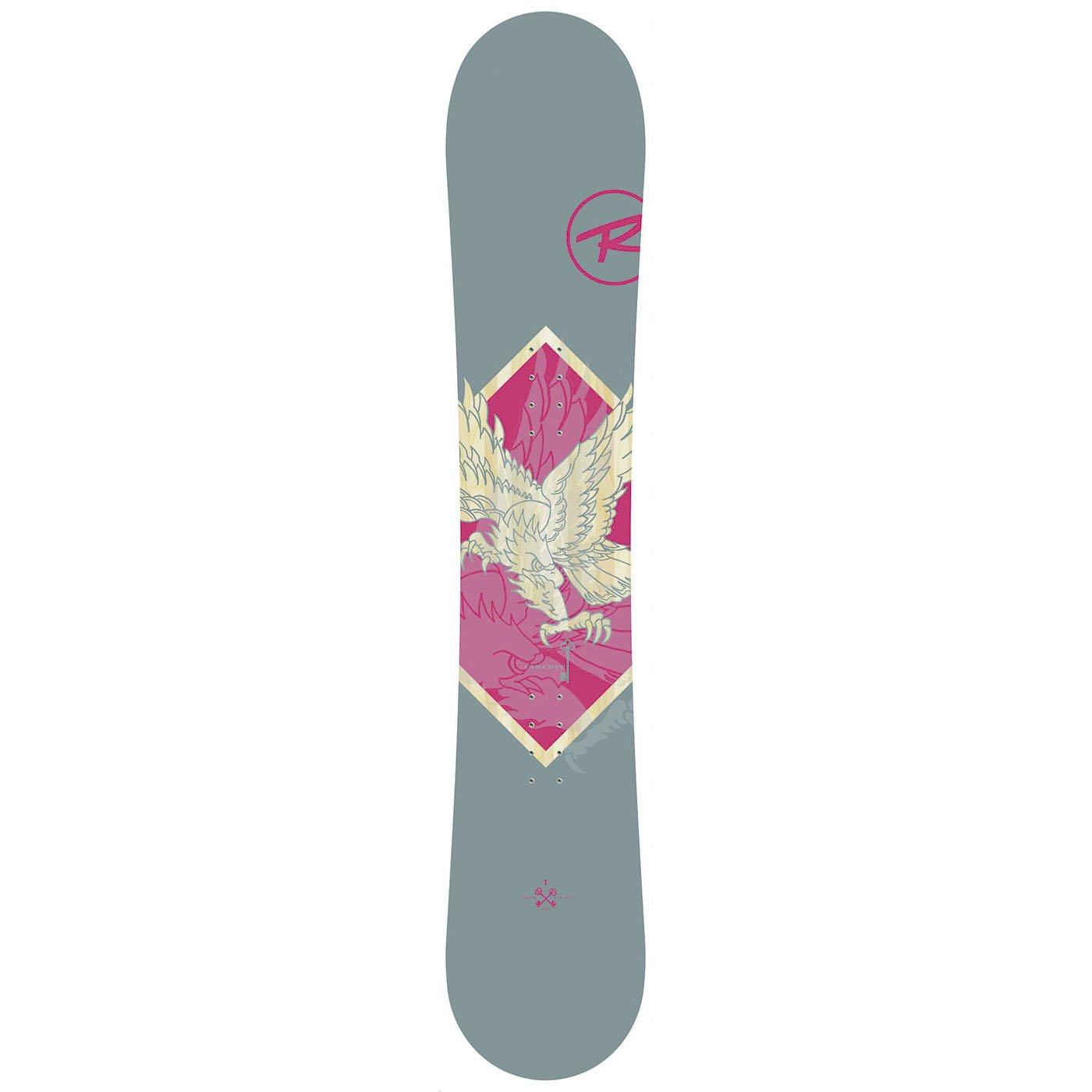 Rossignol Circuit Amptek Snowboard (2016-17)