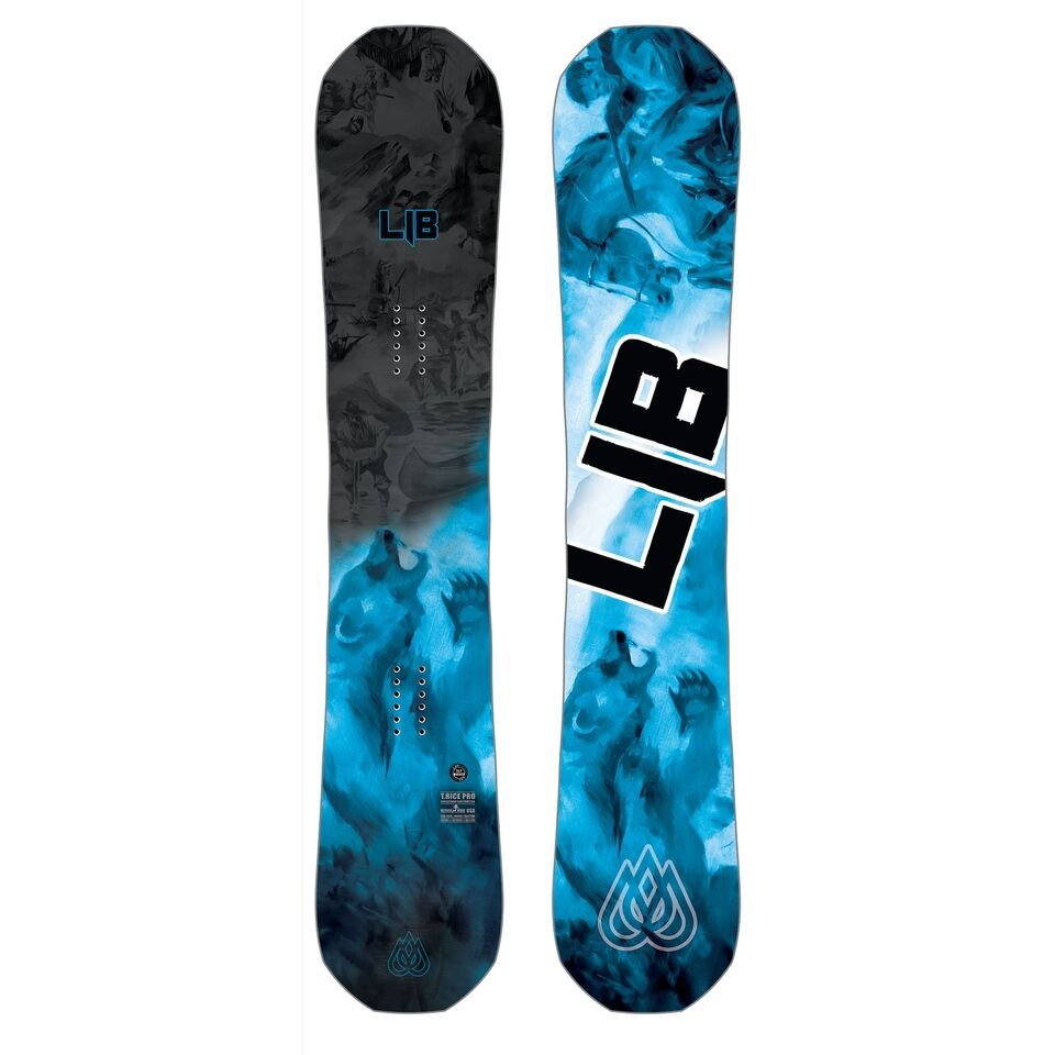 Lib Tech Travis Rice Pro HP C2 Snowboard - WIDE