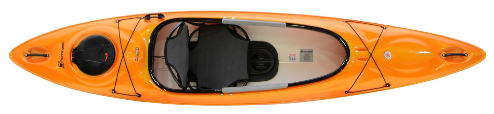 Hurricane Santee 110 Sport Kayak w/ Ultimate Frame Seat and Console
