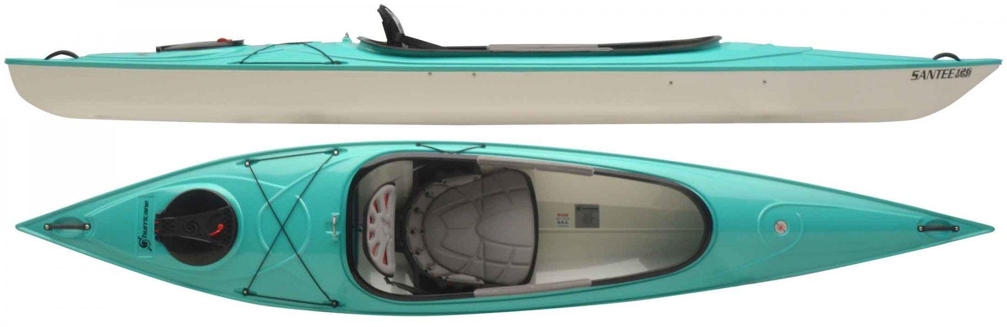 Hurricane Santee 126 Sport Kayak