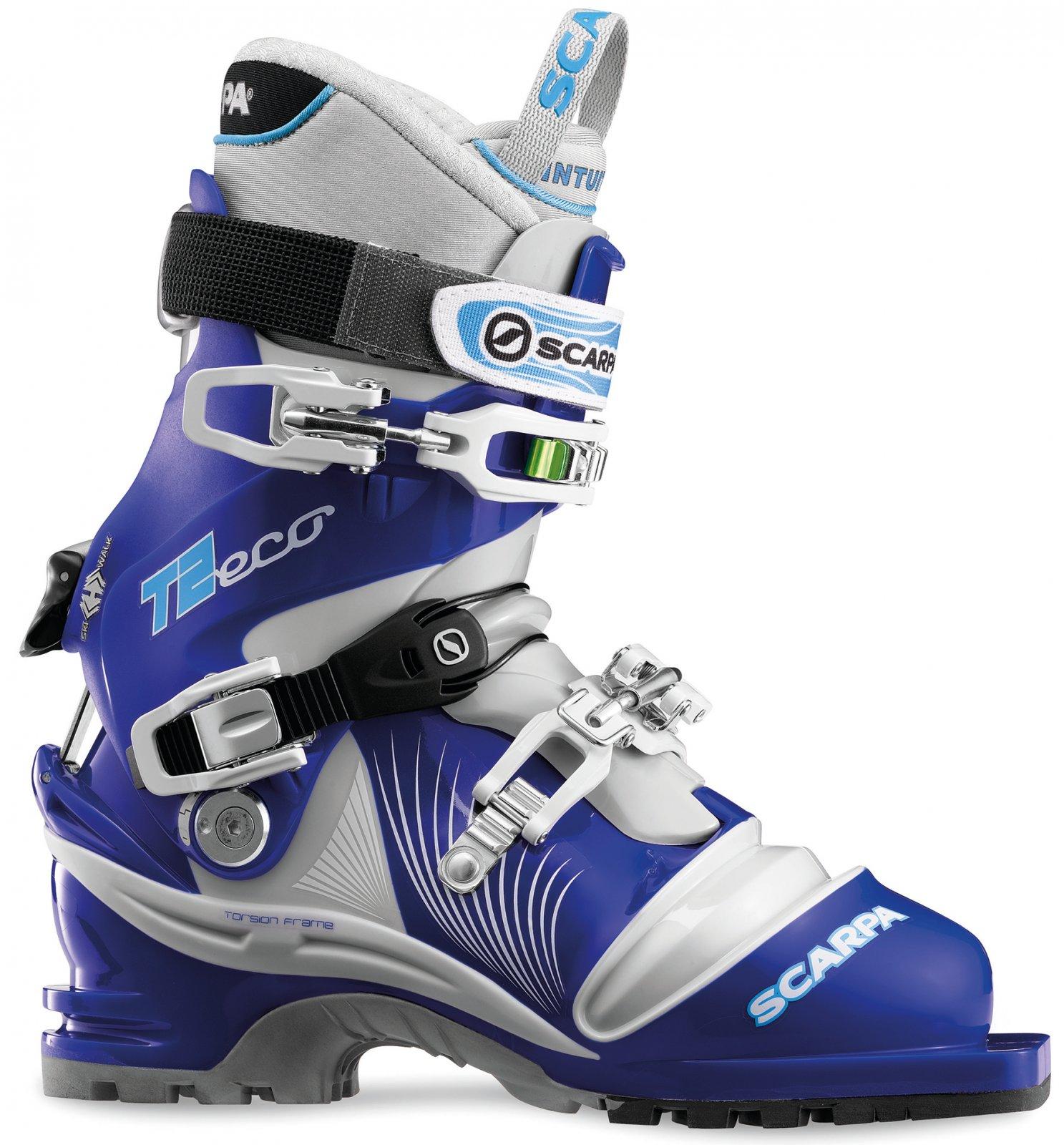 Scarpa T2 ECO Women's Telemark Ski Boot (2015-16)
