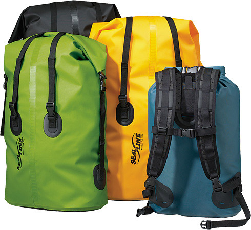 Seal Line Boundary Portage Pack