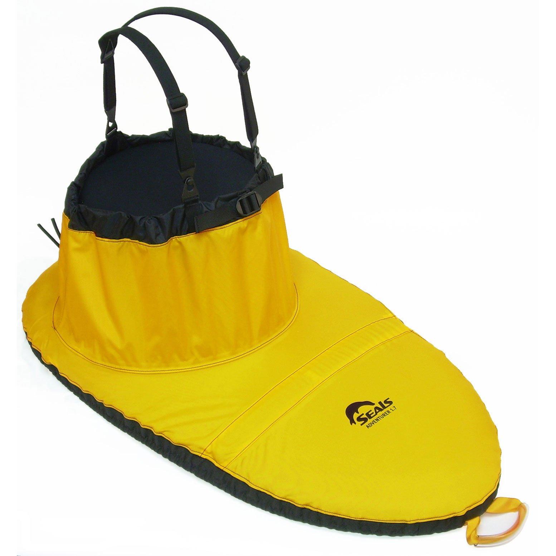 Seals Adventurer Spray Skirt - Athletic Gold
