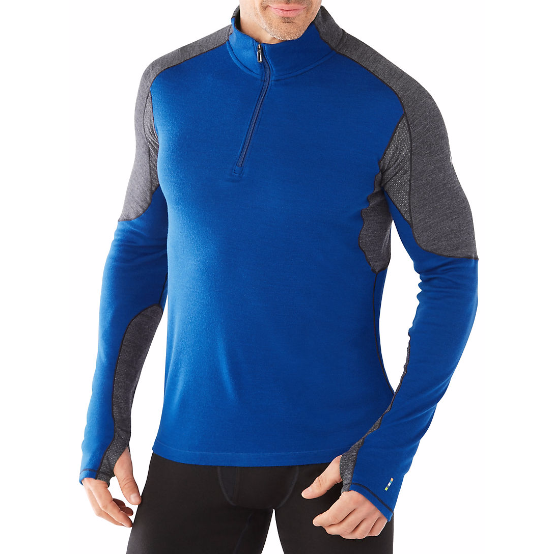 Smartwool Men's PhD Light 1/4 Zip Shirt
