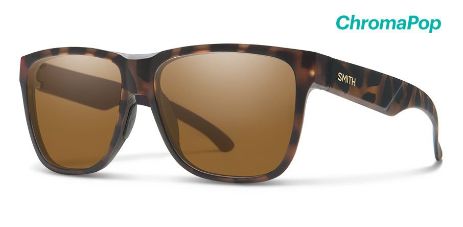 Smith Lowdown XL Sunglasses - Matte Havana / Polarized Brown