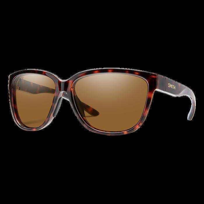 Smith Monterey Sunglasses - Tortoise / CP Polarized Brown