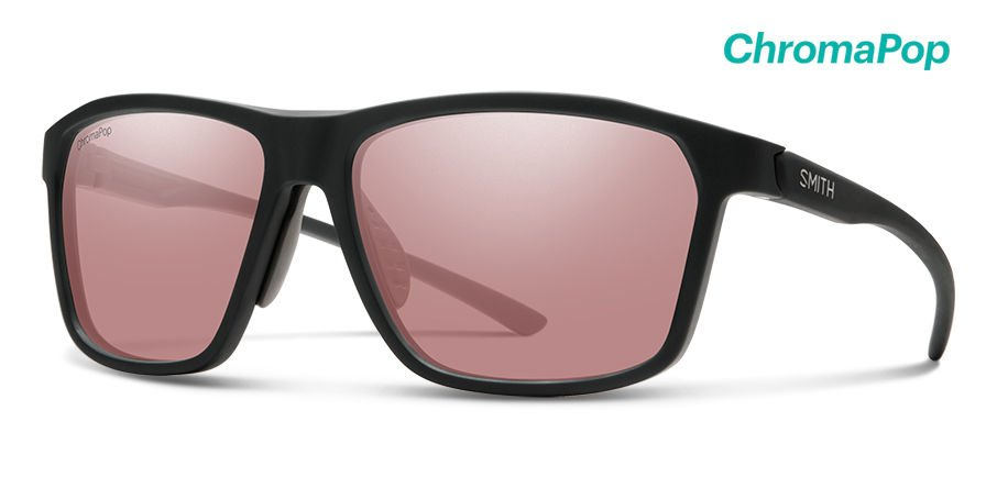 Smith Pinpoint Sunglasses - Matte Black / CP Ignitor