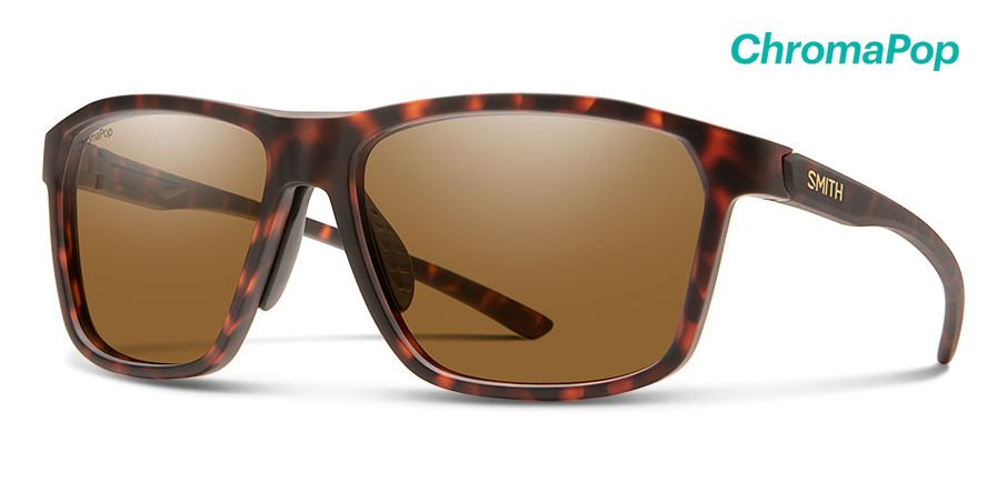 Smith Pinpoint Sunglasses - Matte Tortoise / CP Polarized Brown