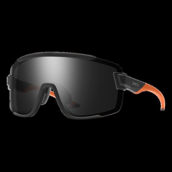 Smith Wildcat Sunglasses - Black Cinder / CP Black