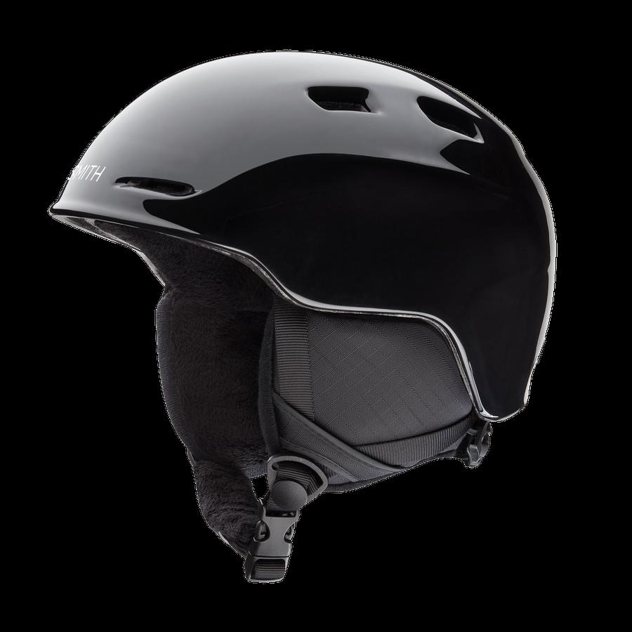 Smith Zoom Jr Helmet - Black