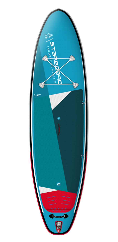 Starboard iGO Zen SC Inflatable 11'2 X 31+ SUP