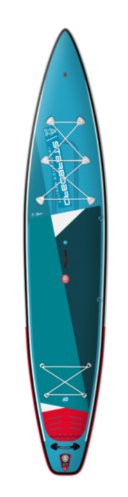 Starboard Touring Zen SC Inflatable 12'6 X 30 X 6 SUP w/ Paddle