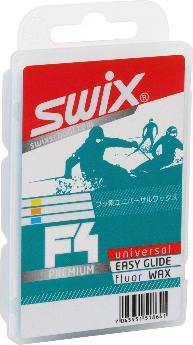 Swix F4 Fluorinated Wax with Cork