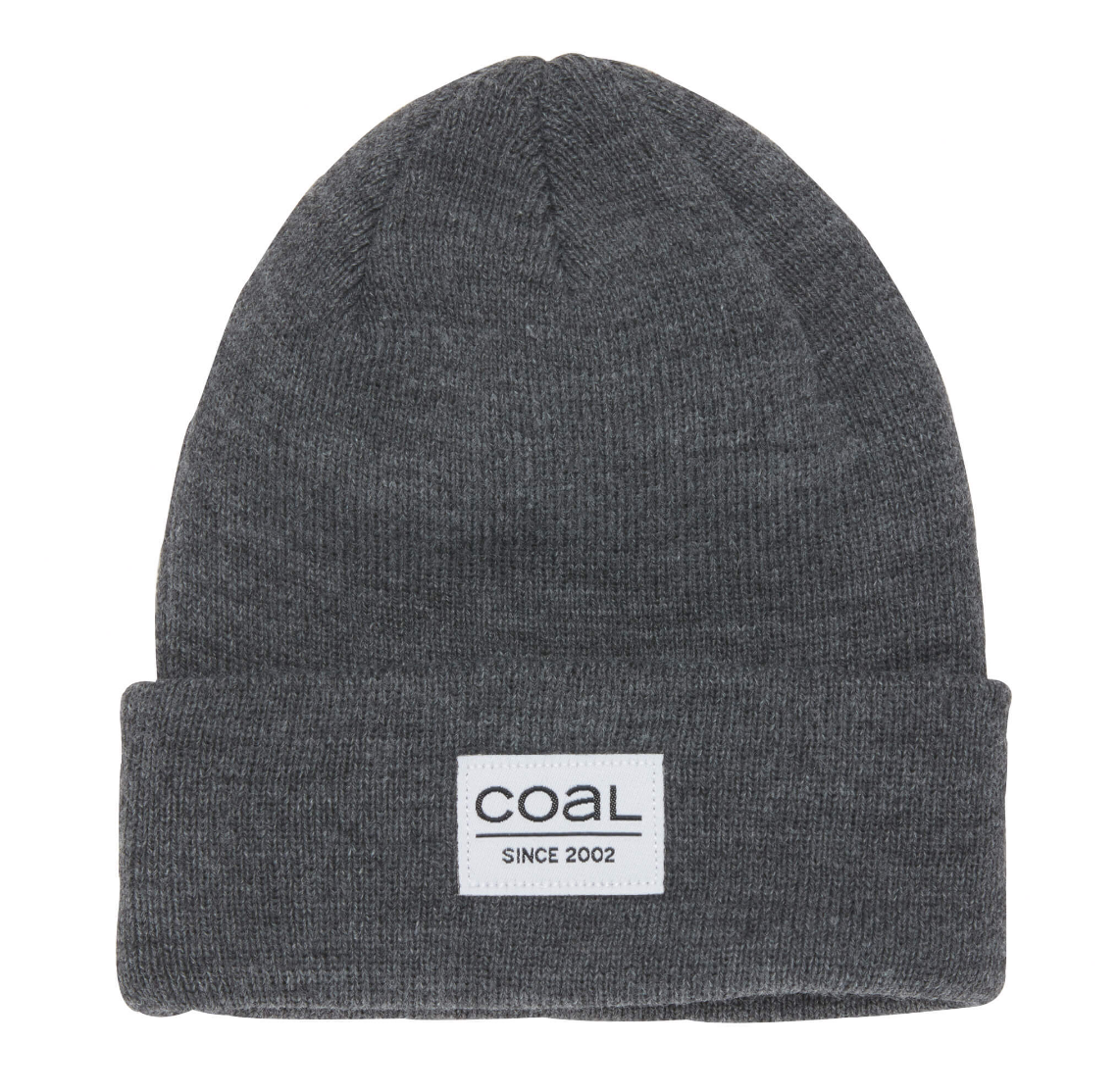Coal The Standard Kids Cuffed Beanie - Charcoal