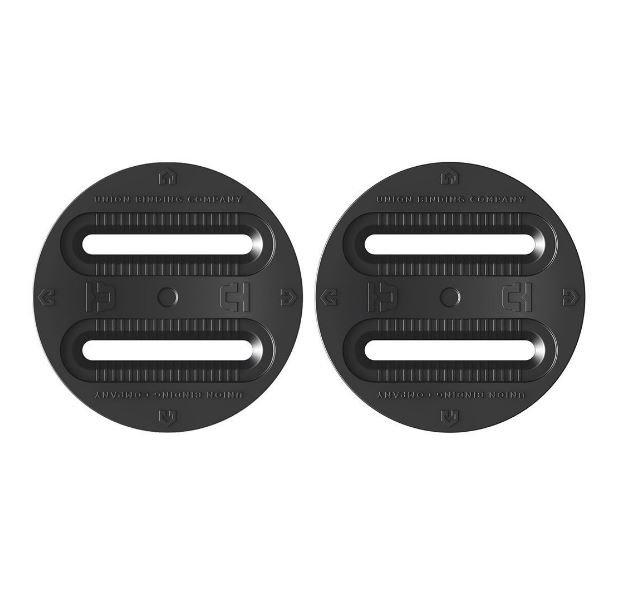 Union 3 Hole Disc (4x4 - 3-hole)