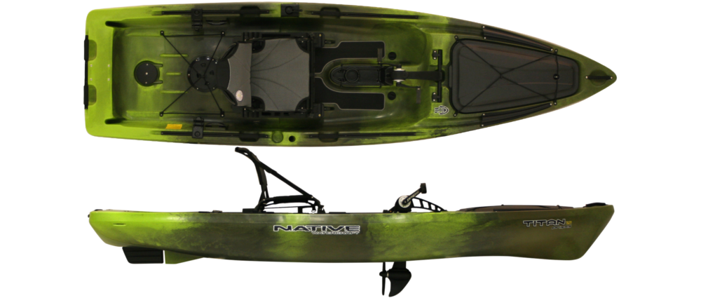 Native Watercraft Titan Propel 12 Kayak