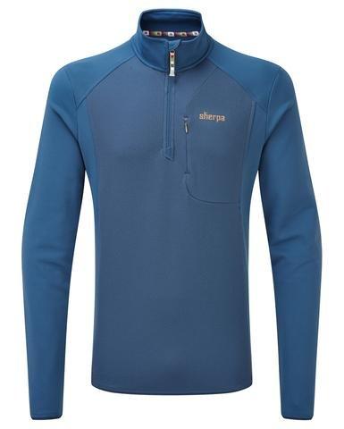 Sherpa Men's Tsepun Zip Tee Shirt