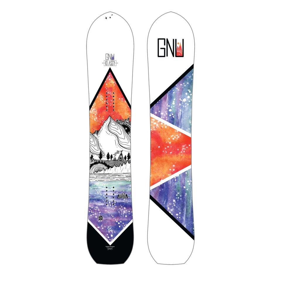 Gnu Klassy C2X Snowboard