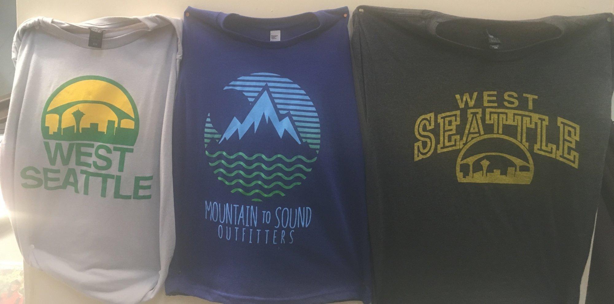 West Seattle Logo T-Shirt