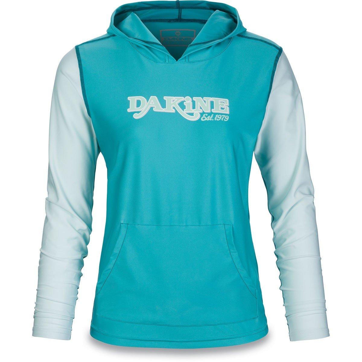Dakine Women's Flow Loose Fit Long Sleeve Hooded Rashguard